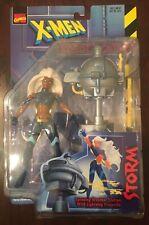 """Toy Biz: Storm Action Figure (X-Men) 1997 """"Robot Fighters"""""""