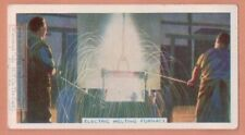 Electric Metal Melting Furnace Smelting 80+ Y/O Trade Ad Card