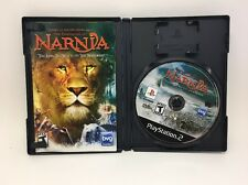 (C) Chronicles of Narnia The Lion the Witch and Wardrobe Playstation 2 Complete