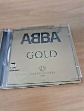 ABBA - GOLD GREATEST HITS   CD ALBUM       FREE POSTAGE