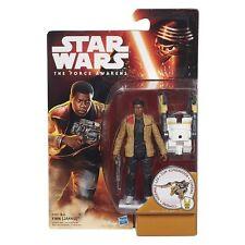 "Hasbro Star Wars B3967ES0 Finn Jakku Action Episode 7 Figur 3.75"" (10cm)"