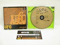 PS1 UFO A day in the life with SPINE Card * Playstation Import Japan Game p1