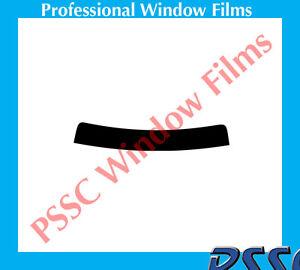 Dodge Trazo Saloon 2008-2010 Pre Cut Car Auto Window Tint Film 5% SunStrip