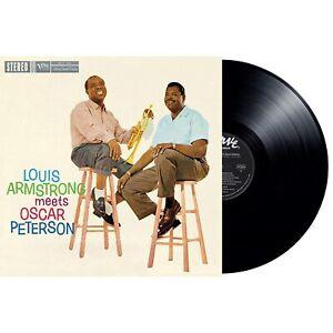 Armstrong Meets Peterson (Acoustic Sounds) LP NEU OVP