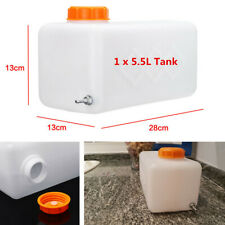 5.5L Plastic Fuel Oil Gasoline Tank For Car Truck Boat Air Diesel Parking Heater