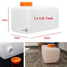5.5L Plastic Fuel Oil Gasoline Tank For Car Truck Boat Air Diesel Parking Heater