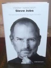 Walter Isaacson: Steve Jobs: Die autor. Biografie des Apple-Gründers -HC