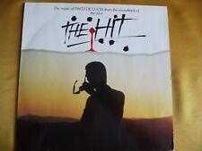 """LP """"SOUNDTRACK """"THE HIT""""  - PACO DE LUCIA"""
