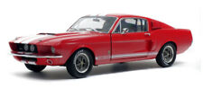 Shelby Ford Mustang GT500 1967 1:18 - Red with White Stripes (Solido 1802902)
