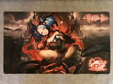 Force Of Will ARG State Championship Spring 2016 Top 8 Playmat Pricia Valentina