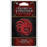 GAME OF THRONES LCG HOUSE TARGARYEN INTRO DECK EXP GAME BRAND NEW & SEALED