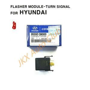 GENUINE ! FLASHER RELAY for 89-12 HYUNDAI (2001-2012) KIA OEM # 95550-39000