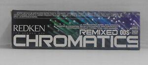 Redken CHROMATICS Zero Ammonia REMIXED ODS+ Protein Extract Hair Color ~ 2 fl oz