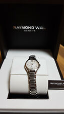 Raymond Weil Noemia 5124 ST 00985 Diamond Quartz Ladies Watch