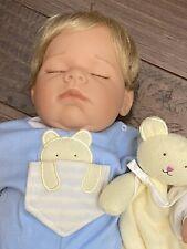 Lee Middleton Baby Doll Sleepy Bear 2005 by Reva Schick Limited #110/200