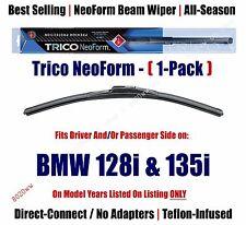 Wiper Premium Beam Blade Qty 1 - 19200 fits 2008-2013 BMW 128i 135i