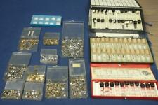 DB260.  WATCHMAKER CROWN ASSORTMENTS 12 DIFFERENT CONTAINERS.  INCLUDES QUARTZ O