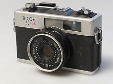(PRL) RICOH 35 FM BODY 135 35 mm SPARE PARTS FOTORIPARATORE REPAIR REPARATION