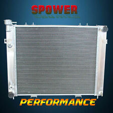 3 ROW Aluminum Radiator For JEEP GRAND CHEROKEE ZG 4.0L 6CYL Petrol AT 1996-1999