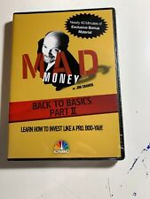 Jim Cramer-mad money-dvd Back To Basics Part II
