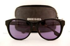 Brand New Diesel Sunglasses DL 0049 Color 52V BLACK/BLUE 100% Authentic