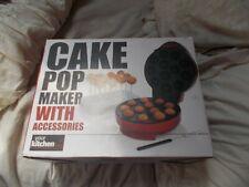Cake Pop Maker con accesorios sin usar todavía en Caja