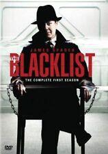 Blacklist The Complete First Season 5 PC WS DVD