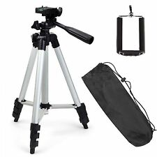 Digital Camera Camcorder Tripod Stand Holder For DSLR SLR Nikon Panasonic iPhone