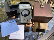 Bird Wattmeter Model 43 with Leather Case + Manual