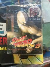 Street Fighter The Dark Path Twelve Starter Deck (UFS) Sealed