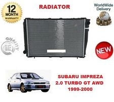FOR SUBARU IMPREZA 2.0 TURBO GT AWD 1994-2000 NEW RADIATOR UNIT
