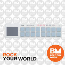Korg NanoPad2 White Drum Pad USB Midi Controller Nano Pad 2 Slim Line - BNIB