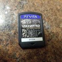 Uncharted Golden Abyss (Playstation Vita, PS Vita)