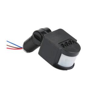 DC3.7V 5V 12V 24V PIR Motion Sensor Wall Light Switch for Solar Flood Light UK