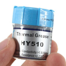 1pc Cooler Heatsink For CPU PC Thermal Conductive Silver Grease Silicone Paste