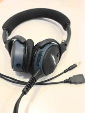 Bose SoundLink On-Ear Bluetooth Kopfhörer Schwarz Headset Headphone Aux DEMO