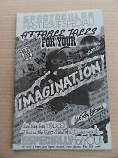 Affable Tales For Your Imagination 1 . Lee Roy Brown Comics 1987 - FN / VF