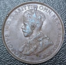1922 COMMONWEALTH OF AUSTRALIA - ONE PENNY - George V - Nice Details