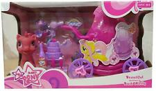 MY LITTLE SWEET PONY PLAY SET RAINBOW ON RUSH AIRILY CHRISTMAS GIFT UK