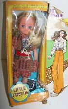Vintage Little Sweetie Doll Rooted Hair Movable Arms and Legs Kresge Company
