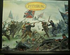 The Paintings of Mort Kunstler Civil War Gettysburg 1995 calendar