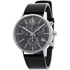 Calvin Klein Stainless Steel Case Men's Wristwatches