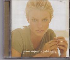 Jessica Simpson-A Public Affair cd album