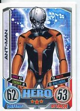 Marvel Hero Attax Series 2 Base Card #50 Ant-Man