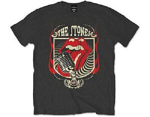 THE ROLLING STONES- 40 LICKS DISTRESSED Official T Shirt Mens Licensed Merch New