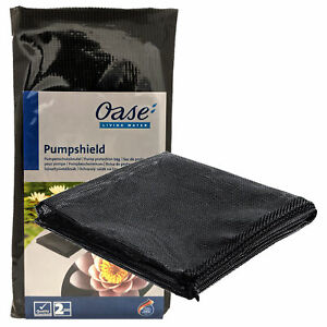 Oase Pond Pump Shield Net Bag Protect Debris Coarse Dirt 50 x 50cm Fish Koi