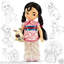 New Disney Store Mulan  Animators Collection doll 38cm tall Age 3+