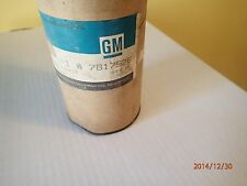 NOS, GM OEM Steering Gear-Worm & Ball Part #7817526