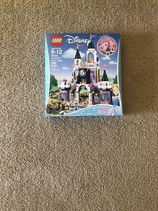 LEGO (LEGO) Disney Prince Cinderella's Castle 41154 Brand New.