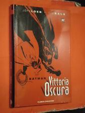 ABSOLUTE-BATMAN-vittoria oscura CARTONATO PLANETA DI JOE SALE SIGILLATO NUOVO